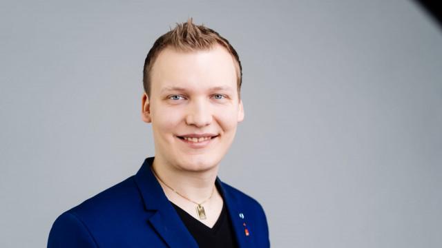 Direktkandidat Vincent Hogenkamp